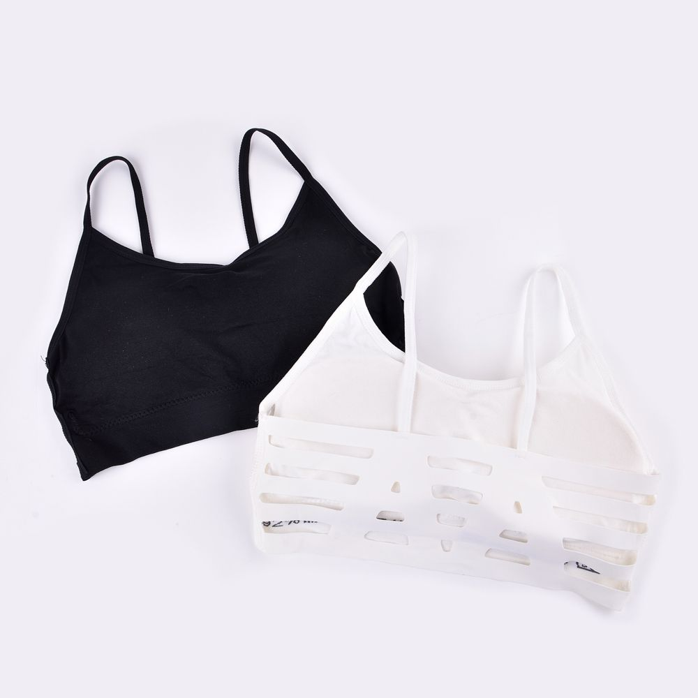 New Trends Casual Sports Bra High Stretch Crop Top Comfortable Seamless Fabric Supporttive