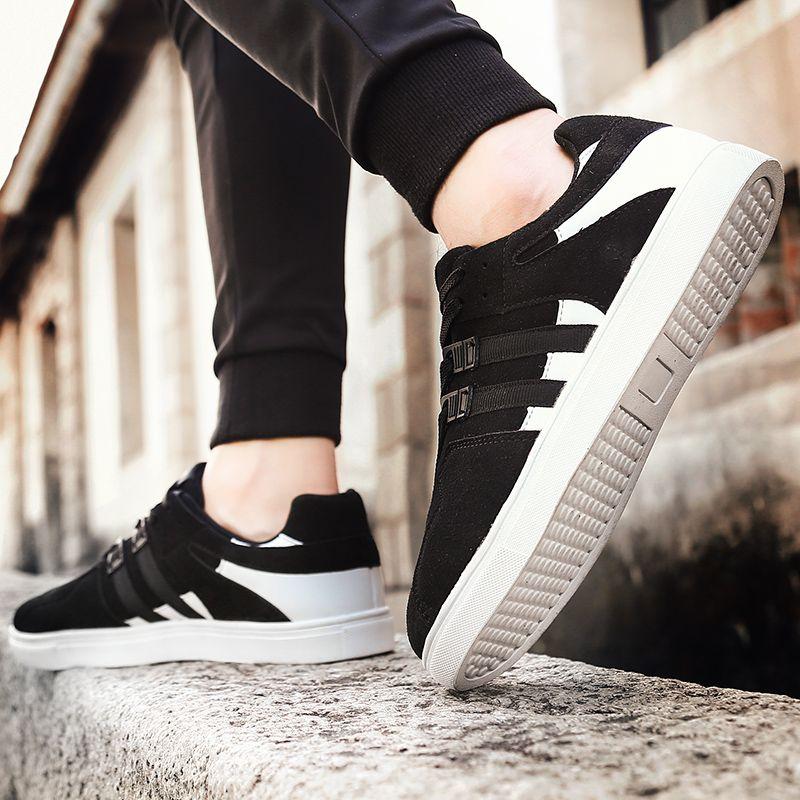 Autumn Fashion Men Flat Shoes