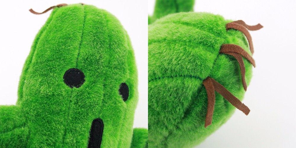 Final Fantasy Cactus Plush Doll Stuffed Toy 10 inch