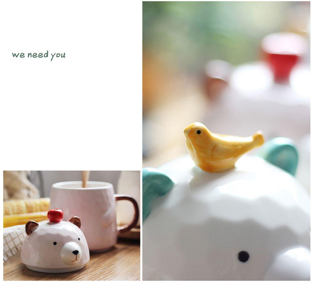 400ML Creative Ceramic Mug