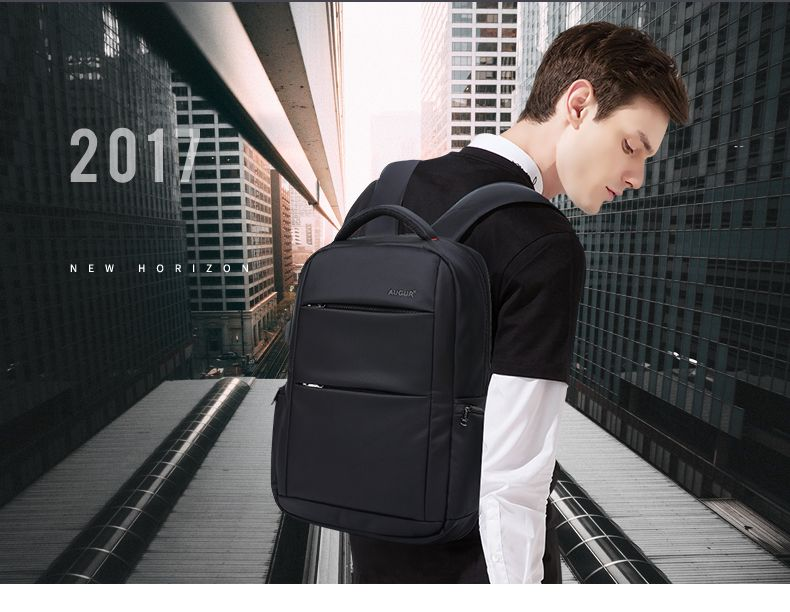 AUGUR Brand Backpacks USB Charging Laptop  Men Teenagers Travel Large Capacity Casual Fashion Style Back Bag