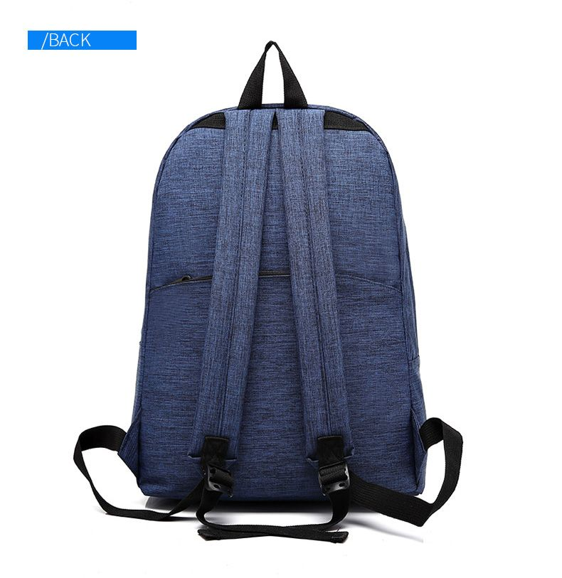 AUGUR New Backpacks Canvas Casual Teenager High Quality School Bag College for Teenage Girl