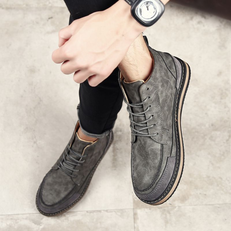 Men Winter Warm Casual Shoes