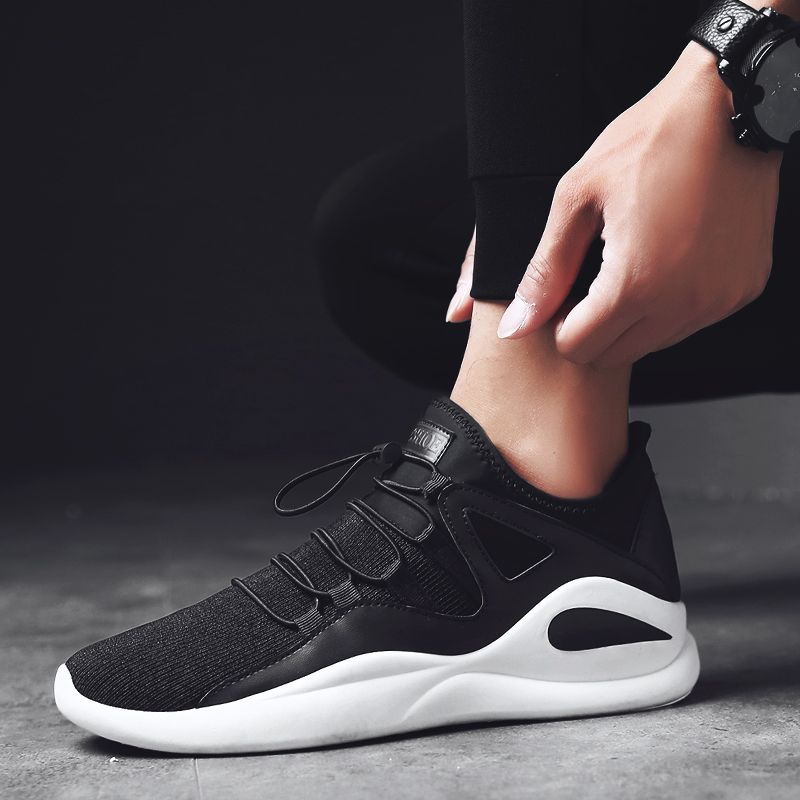 Korean Style Leisure Winter Warm Men Shoes