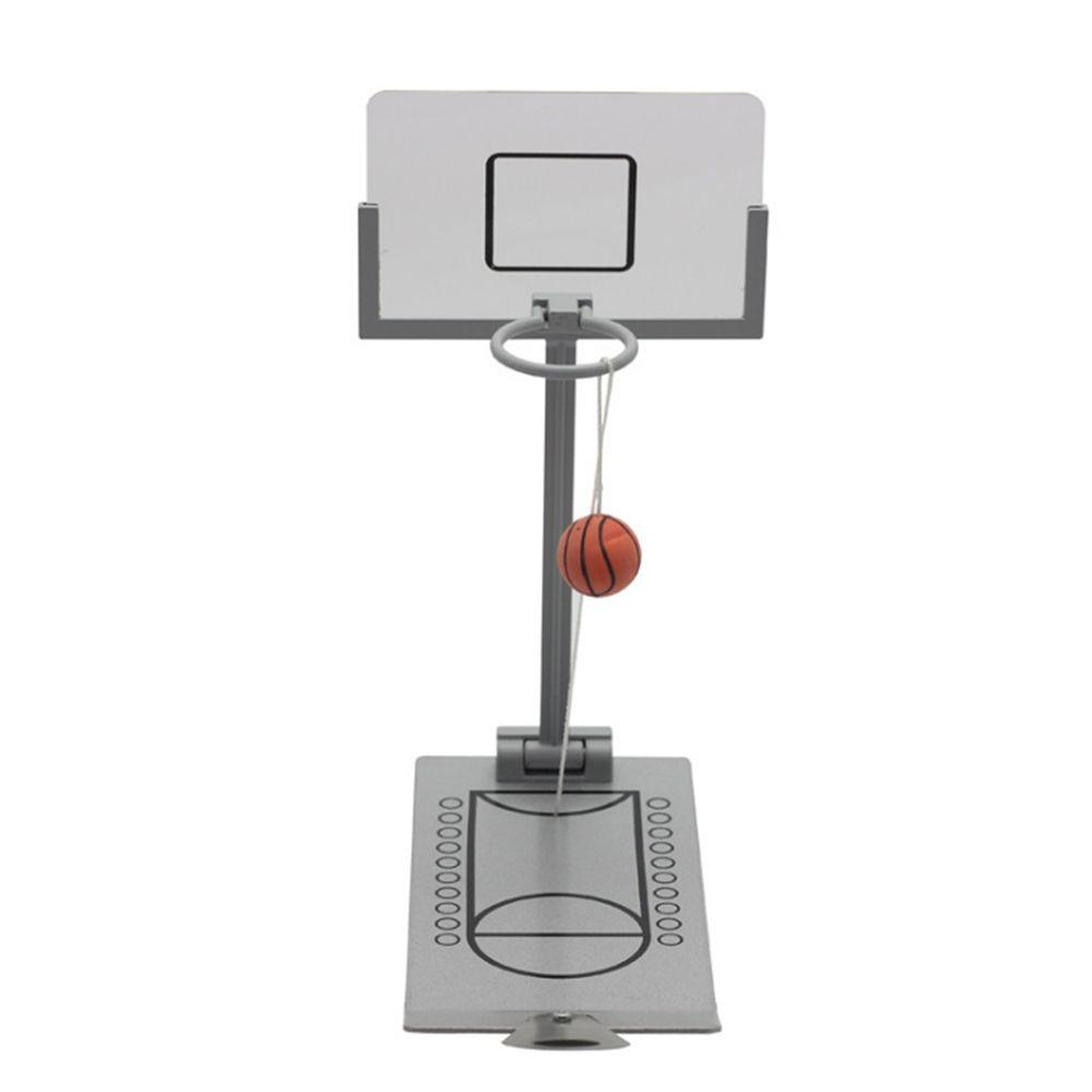 Mini Desktop Folding Basketball Machine Creative Pressure Reducing Toy