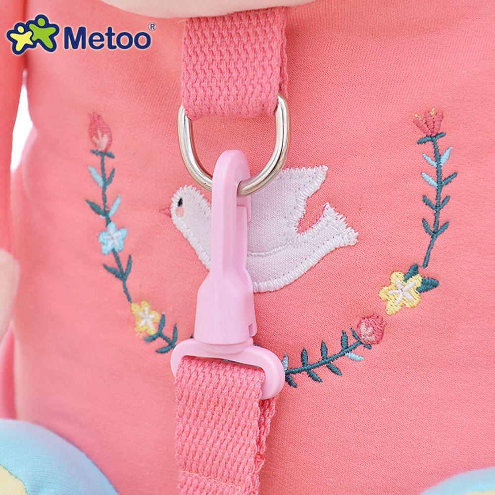 Metoo Plush Doll Hauls Backpack