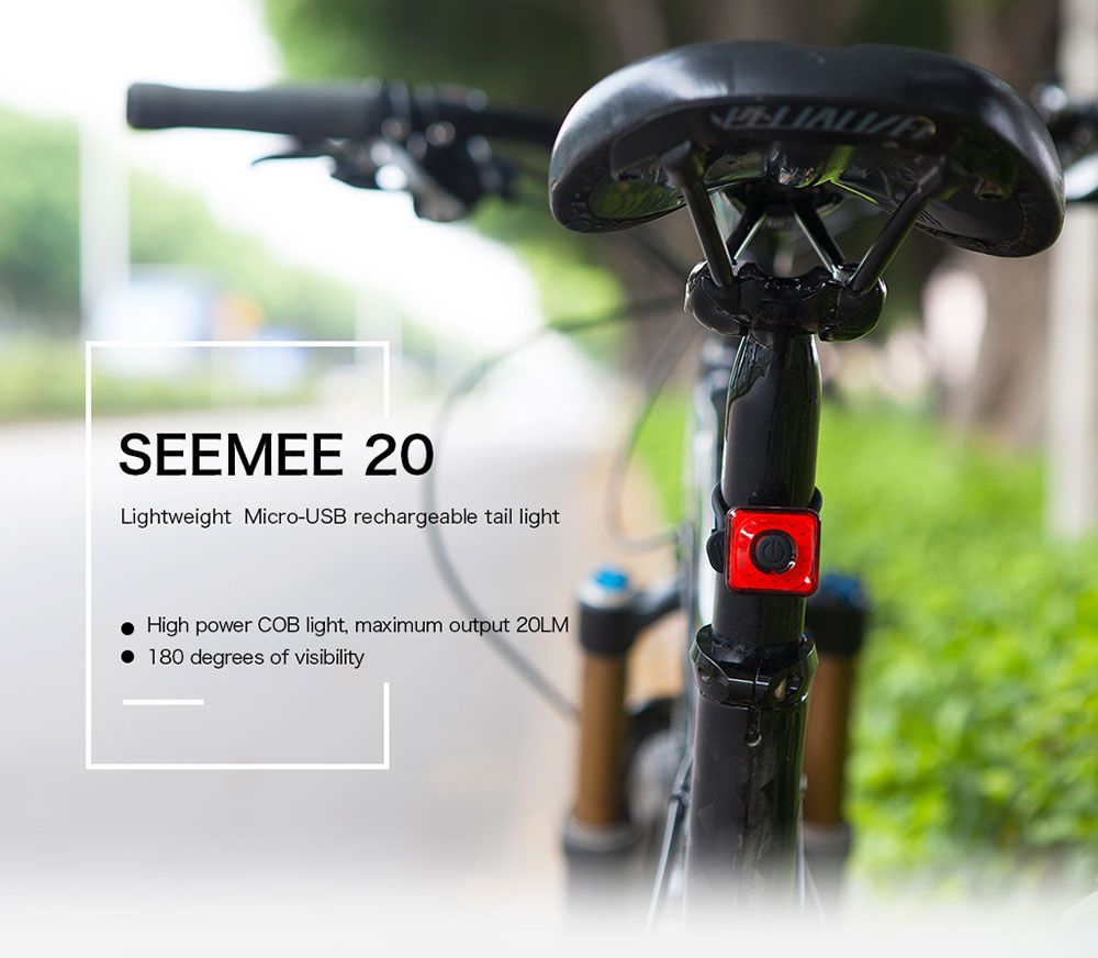Magicshine SEEMEE20 Bike Tail Light