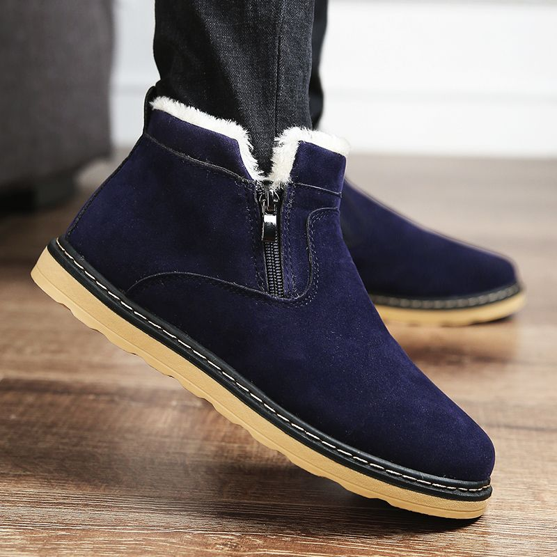 Winter Warm Casual  Cotton-Padded Boots