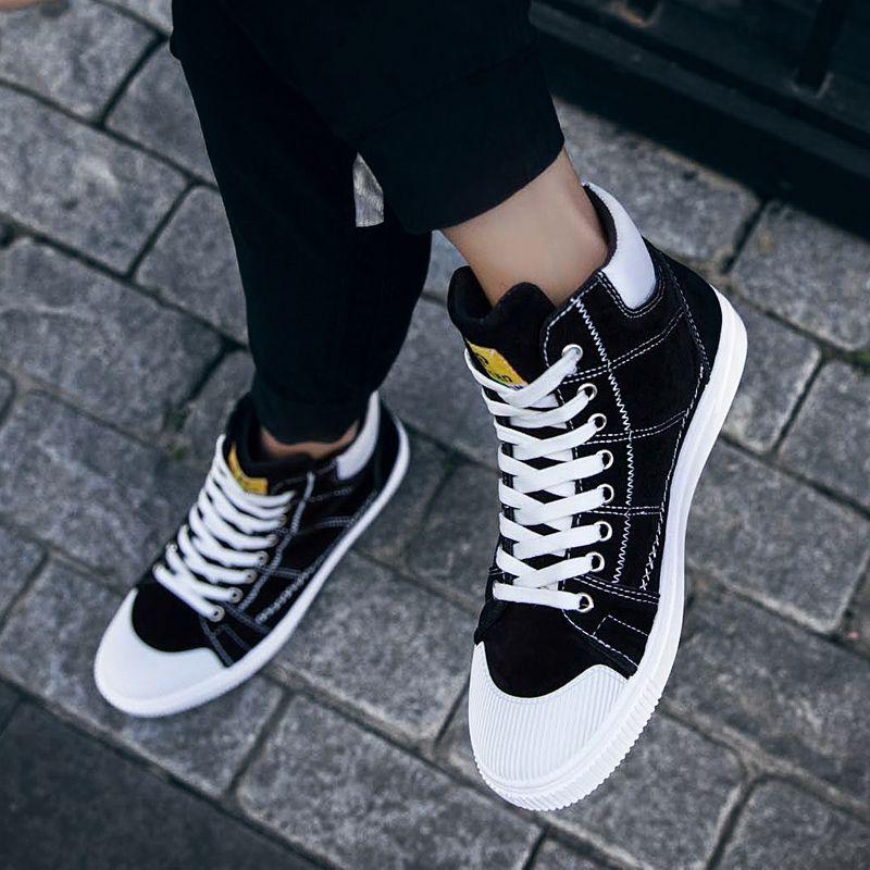 Men Casual Fashion Flat Shoes