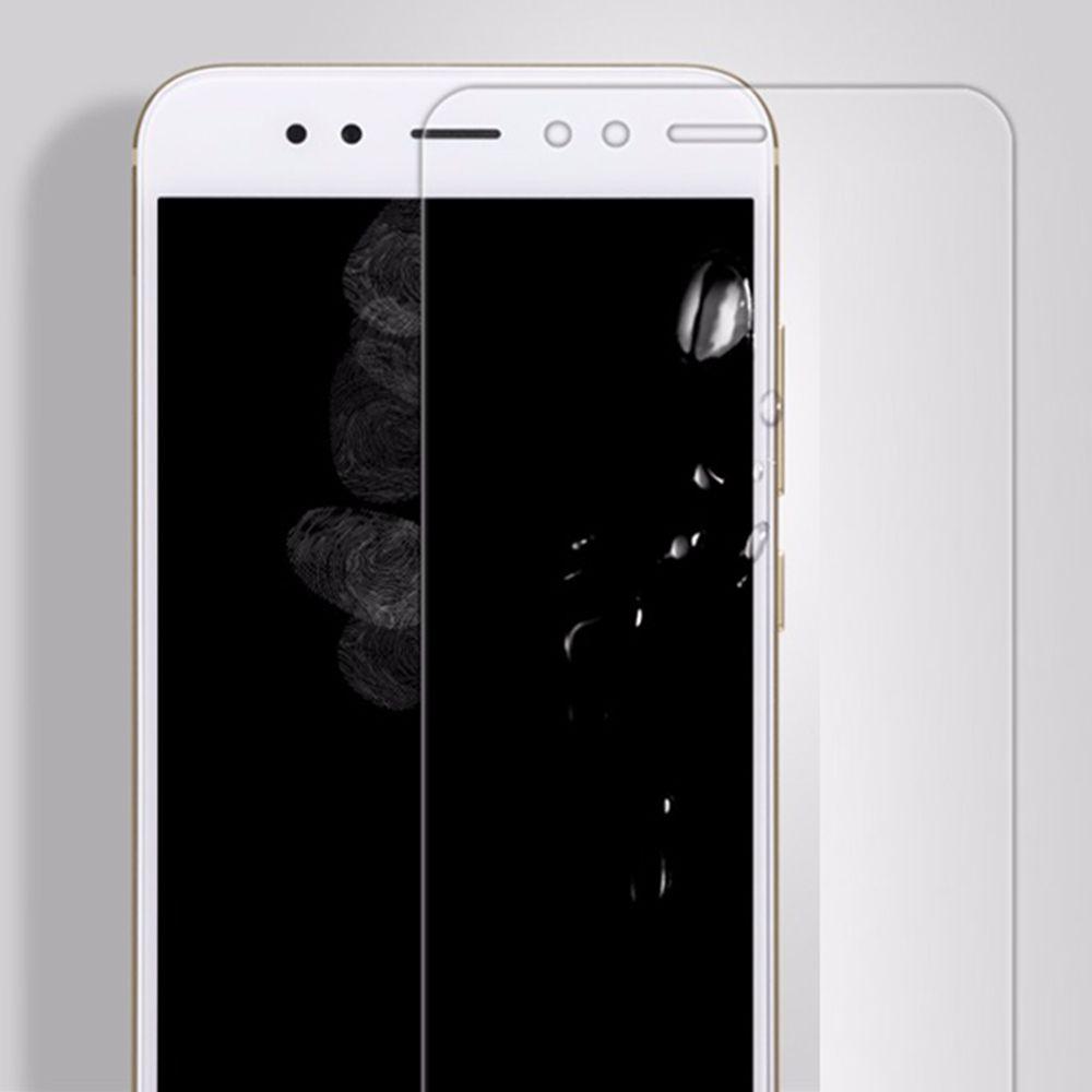 Naxtop Tempered Glass Screen Protector for Xiaomi Mi A1 -Transparent
