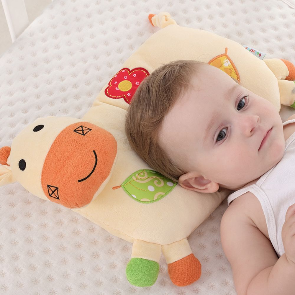 Cute Cow Shaped Baby Pillow