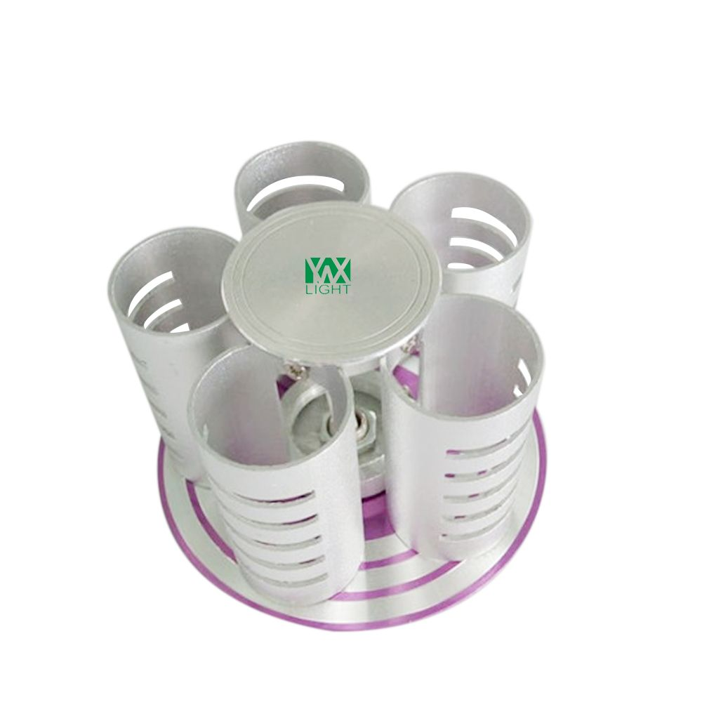 YWXLight 3W LED Wall Lamp Modern Lighting Sconce Indoor Light for KTV Karaoke AC 110 - 240V