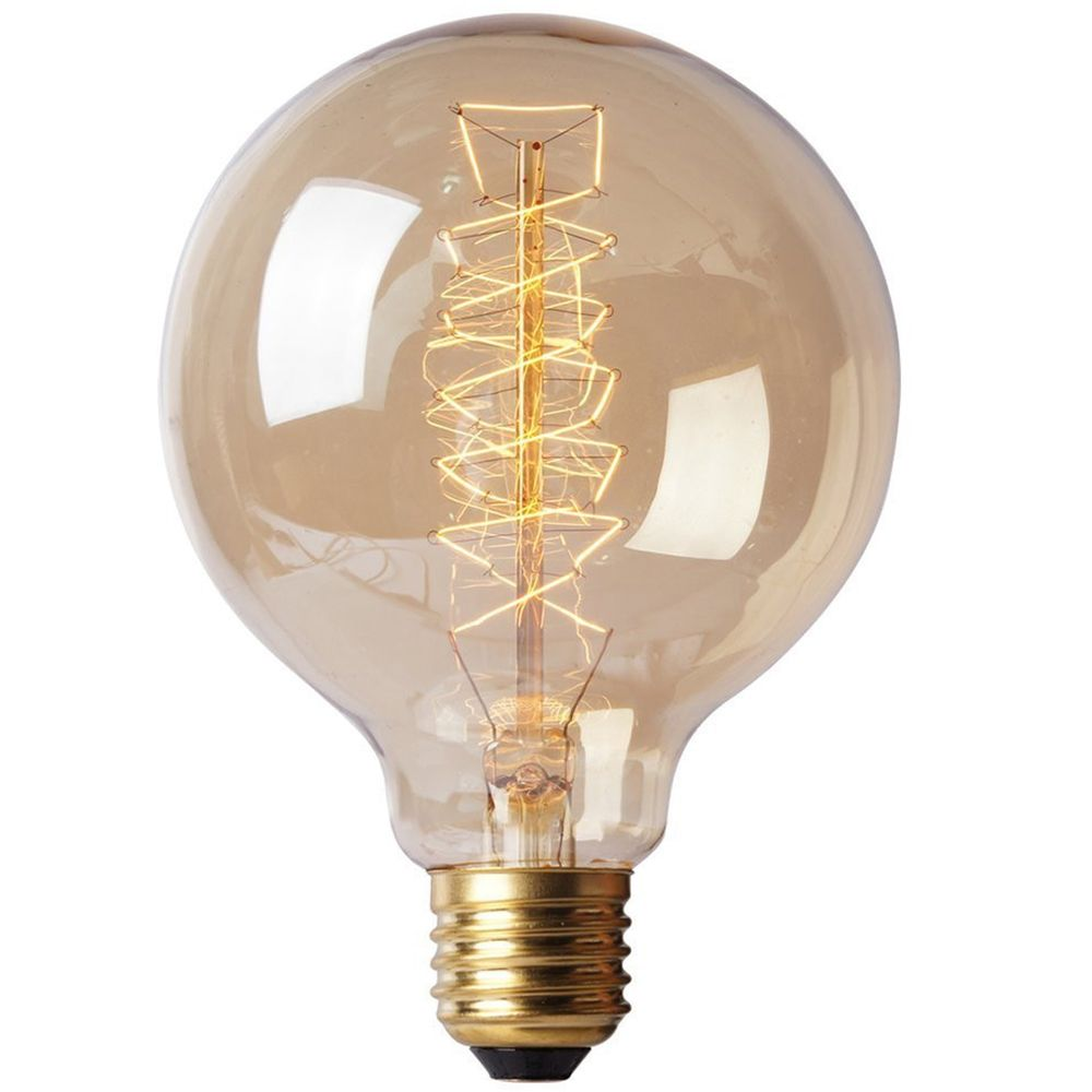Lazada E27 40W Warm White 2700K Wire Bar Bubble Dragon Edison Retro Decorative Lamp AC220 - 240V