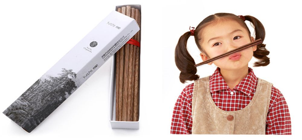 Suncha Chicken Wing Wooden Whopsticks with LOGO10 Wairs of Loading