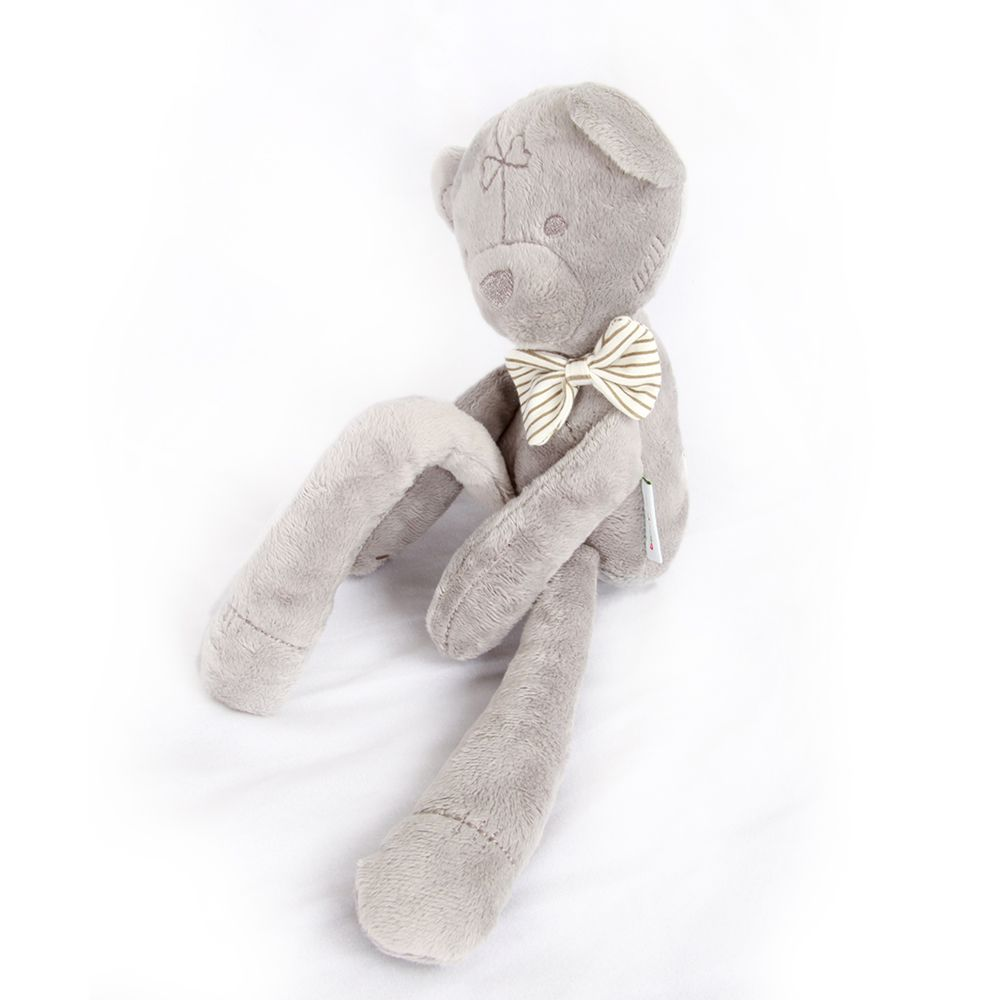 Appease Bear Plush Dolls with Bow-tie