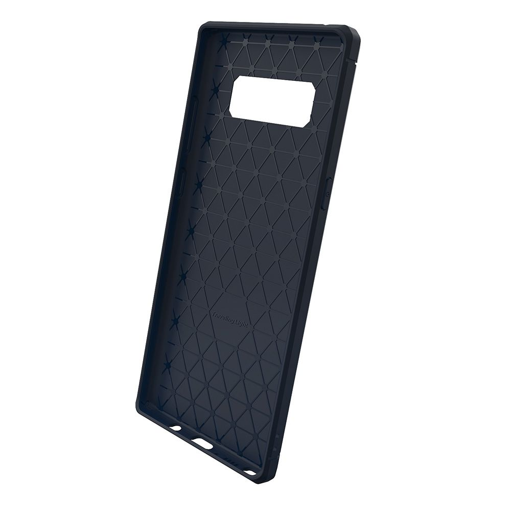 Dustproof Back Cover Case Solid Color Soft TPU for Samsung Galaxy Note 8
