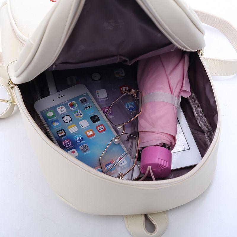 New Design Shoulder Bag Fashion All Match Casual Backpack Women