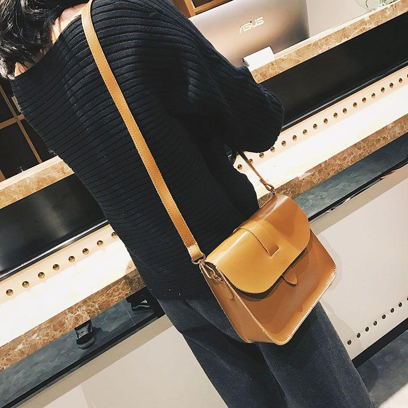 2017 New Shoulder Packet Elegant Design Messenger Crossbody Bag