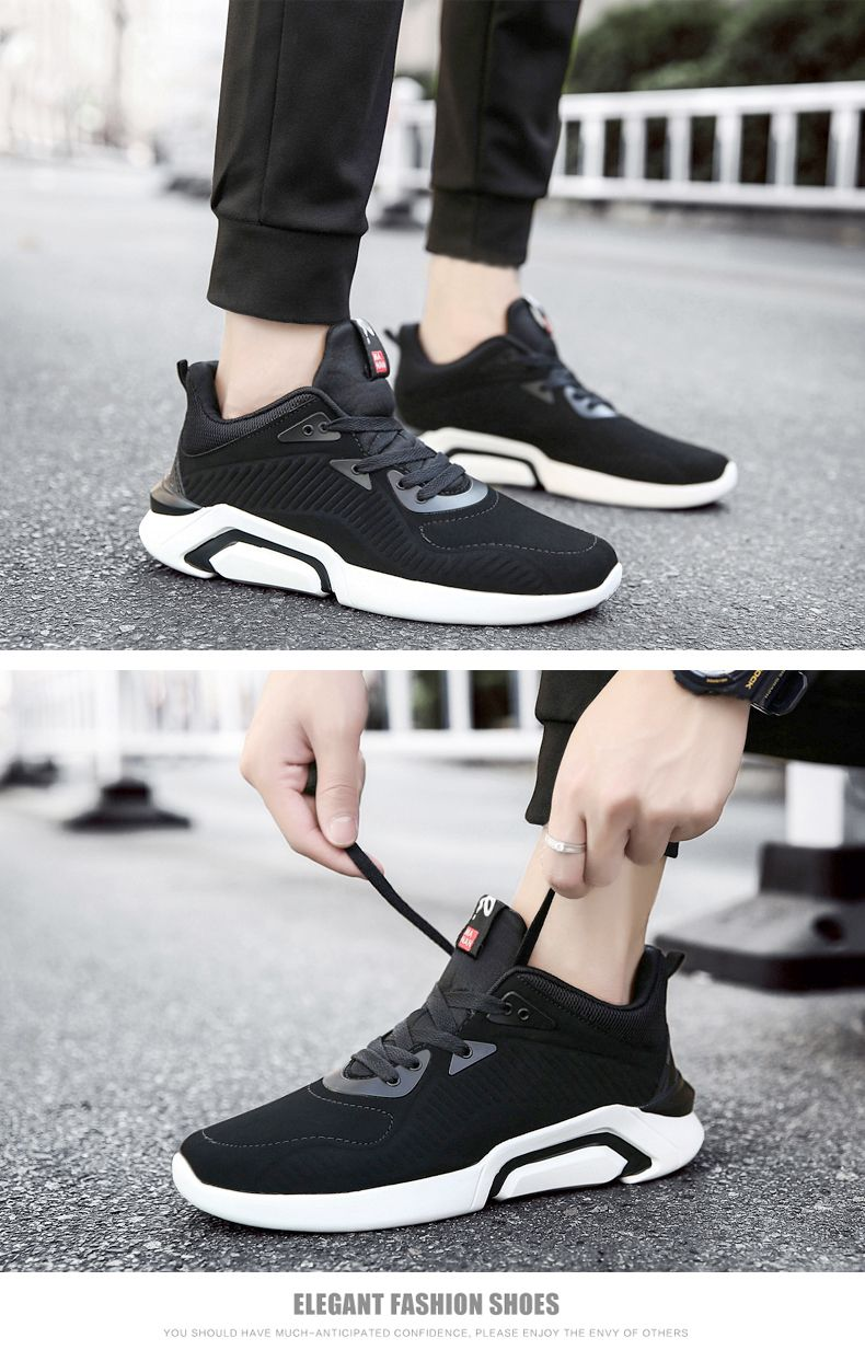 Autumn Breathable Casual Fashion Outdoor Men'S Shoes