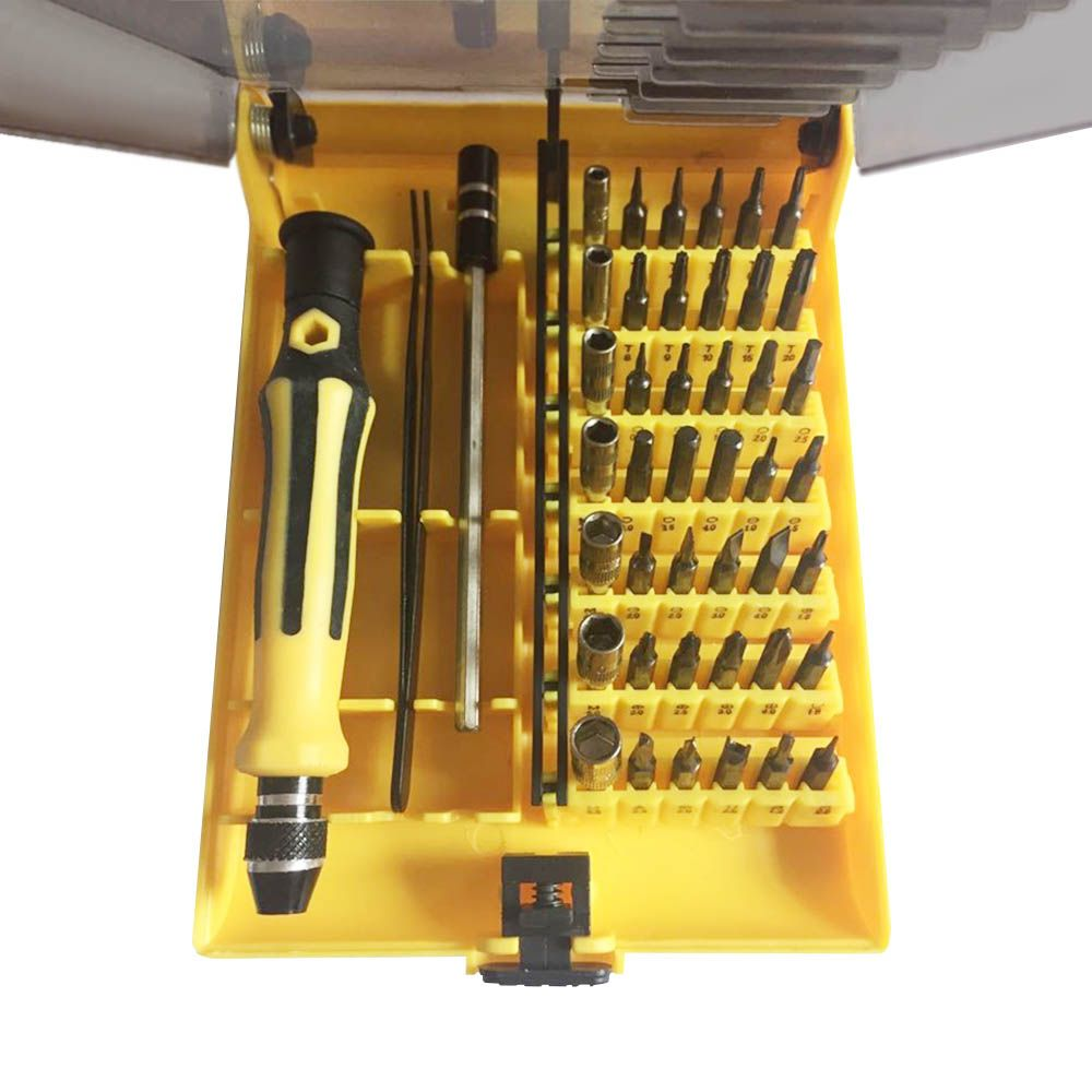 Flat Panel Watch Computer Mobile Phone 45 in One Maintenance Tool