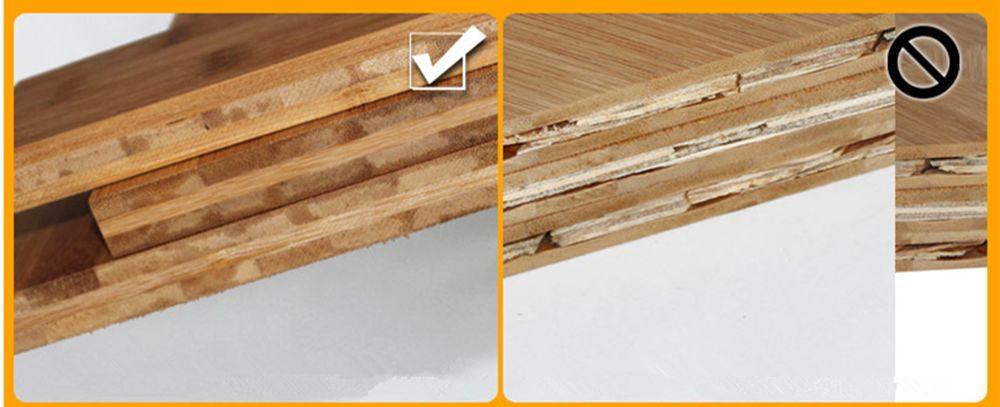 Suncha High Quality Bamboo Cutting Board