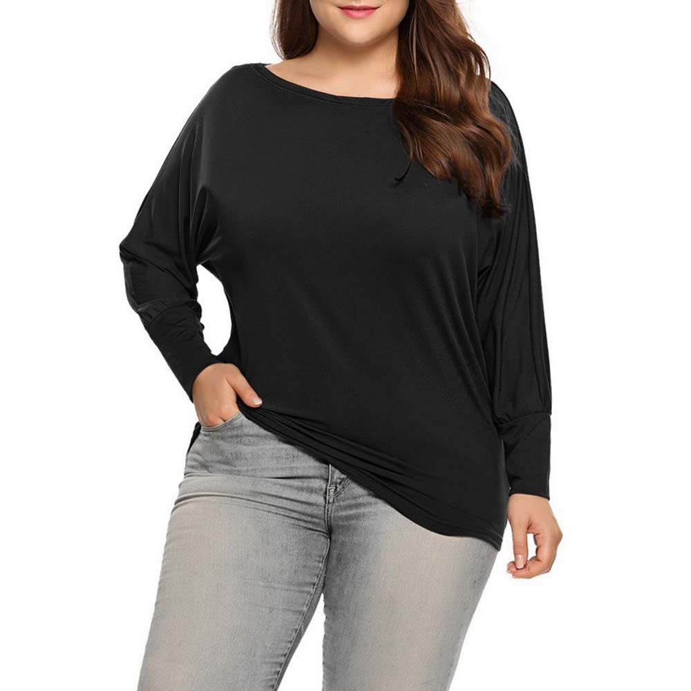Add Fertilizer Women'S Solid Color T-Shirt with Long Sleeves