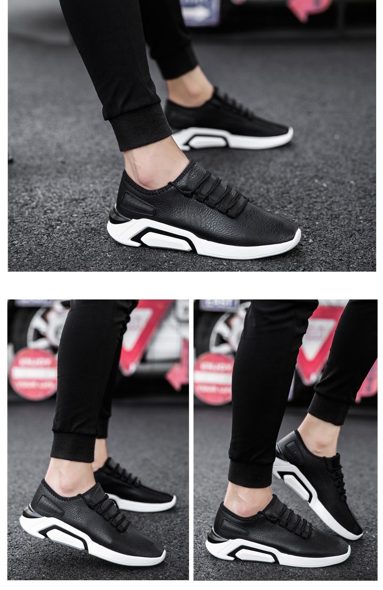 Autumn Increased Running Sports Men'S Shoes