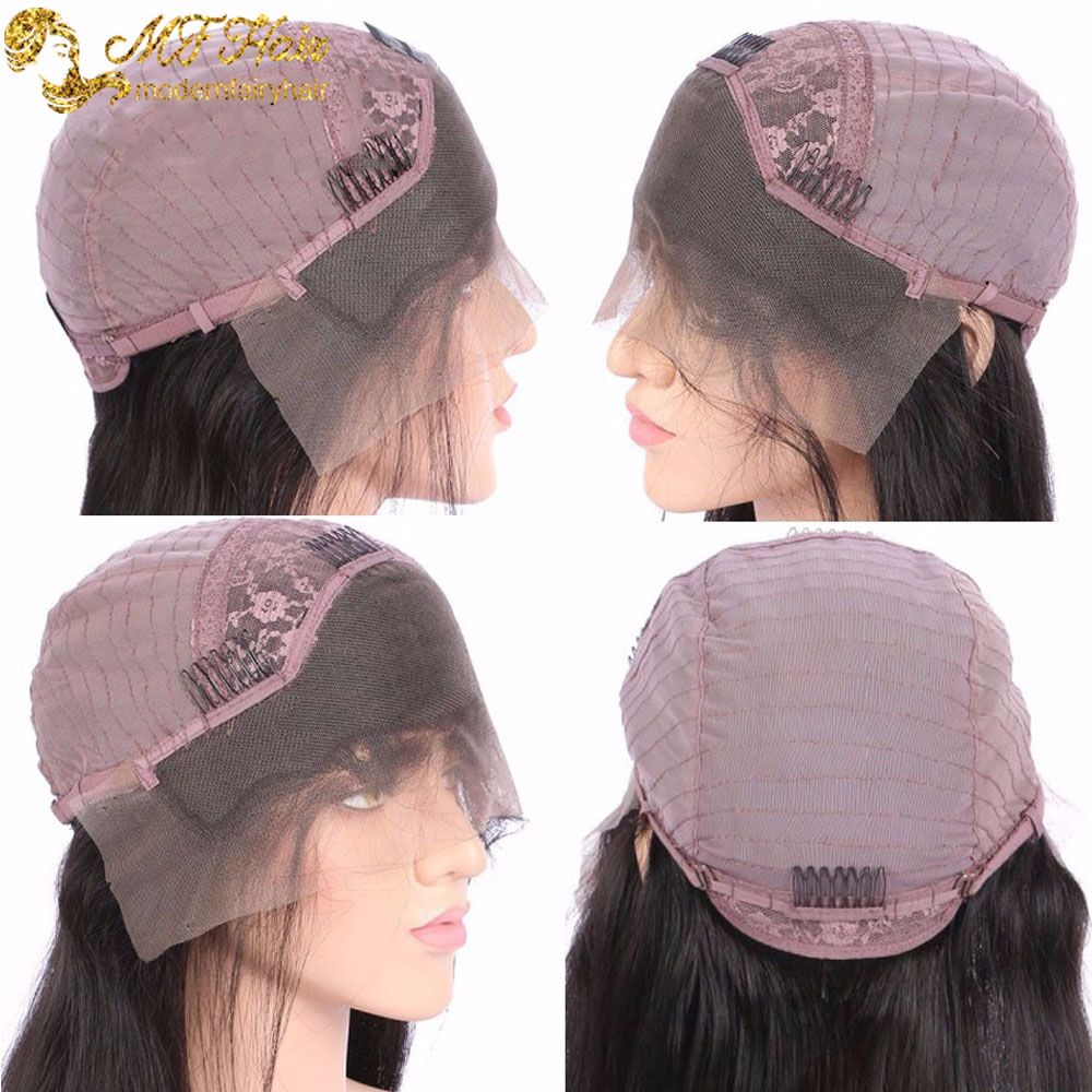 Modern Fairy Human Hair Lace Front Wig Bob Style