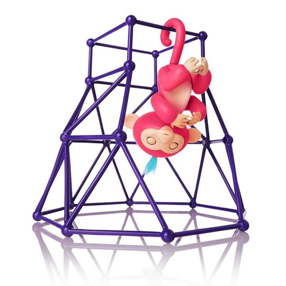 Jungle Gym Toy Set Climbing Stand Platform for Monkey