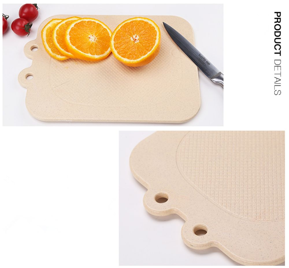 Suncha Kung fu Panda Wheat Supplementary Cutting Board