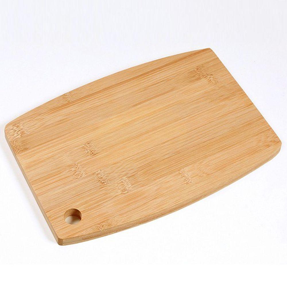 Suncha Bamboo Craft Green Fruit Cutting Board