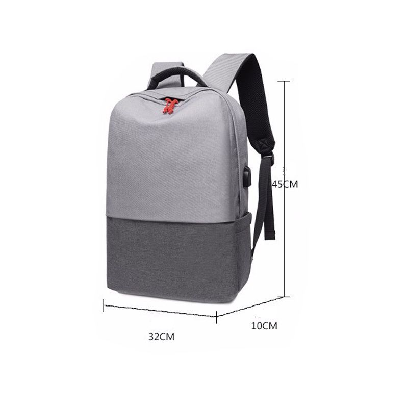 New Men's Backpack Fashion Business Sports Travel Bag