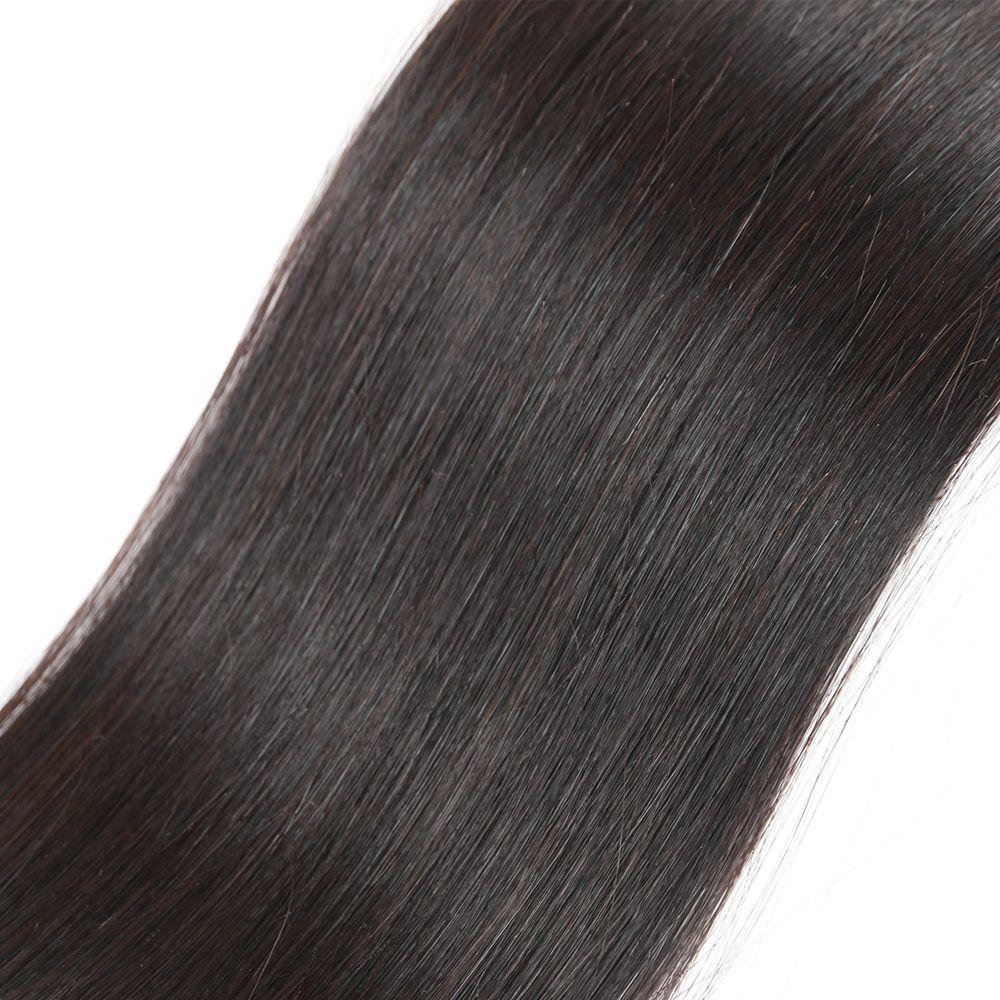 Rebecca Fashion Brazilian Remy Human Hair Straight Weaves R5 1pc/lot 100g RC09177