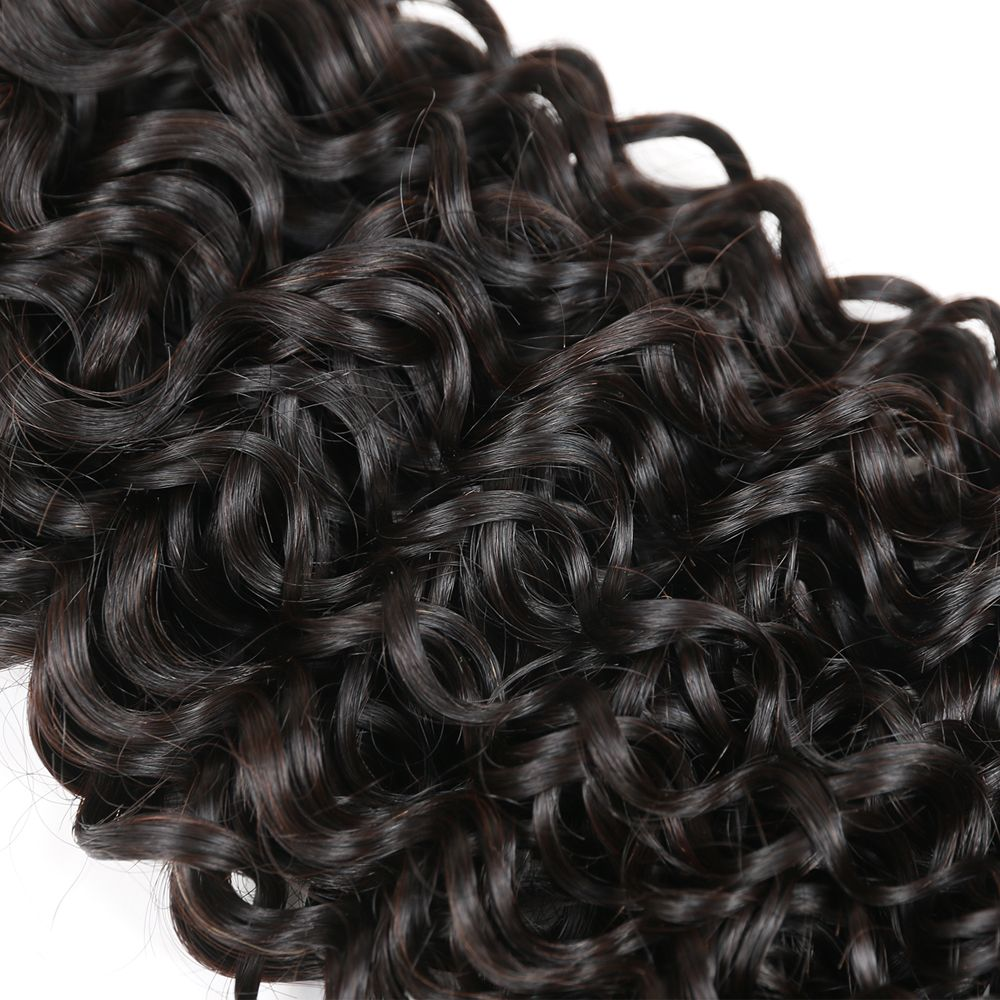 Brazilian Remy Human Hair Jerry Curl Weft R5 1pc Per Lot 95g RC0920