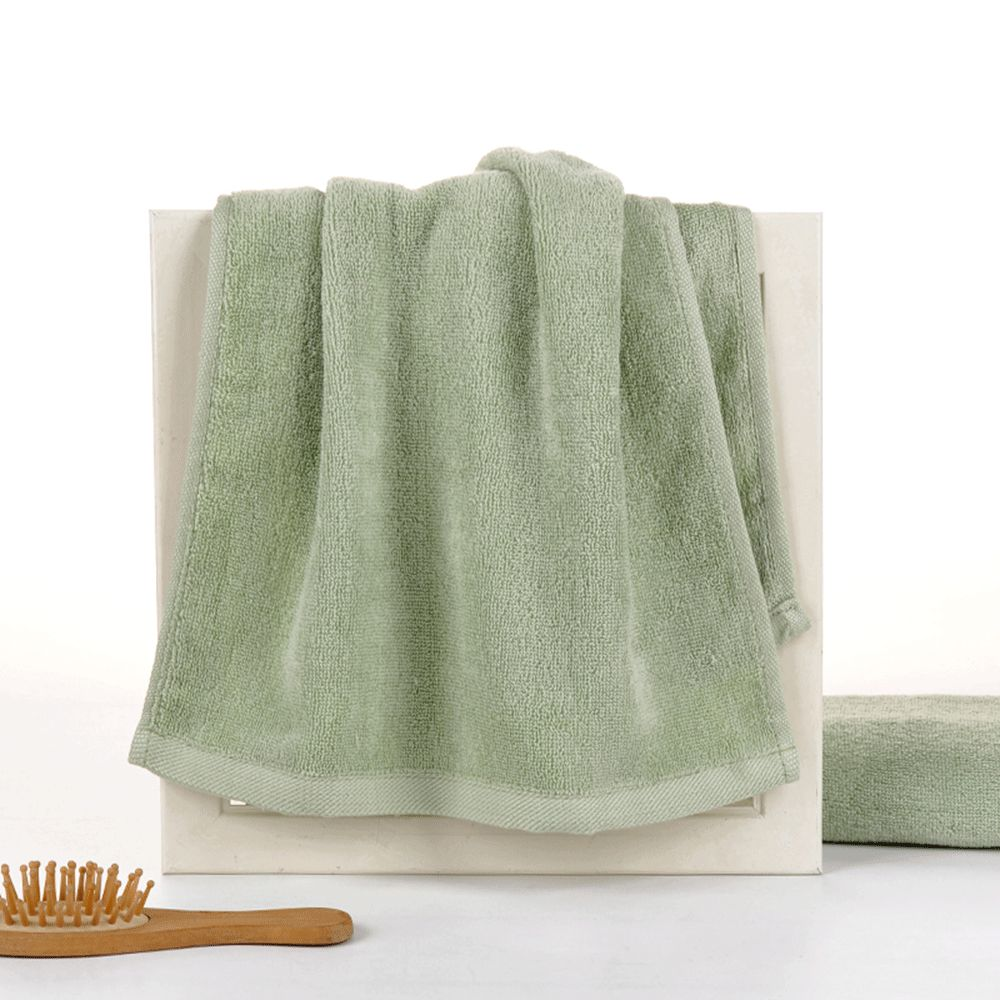 Bamboo Fiber Towel Wash Face for Men and Women