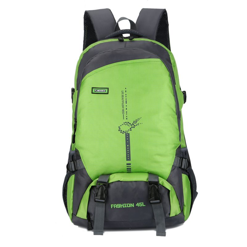 FLAMEHORSE Outdoor  Mountaineer Bag 45L Large Capacity Backpack
