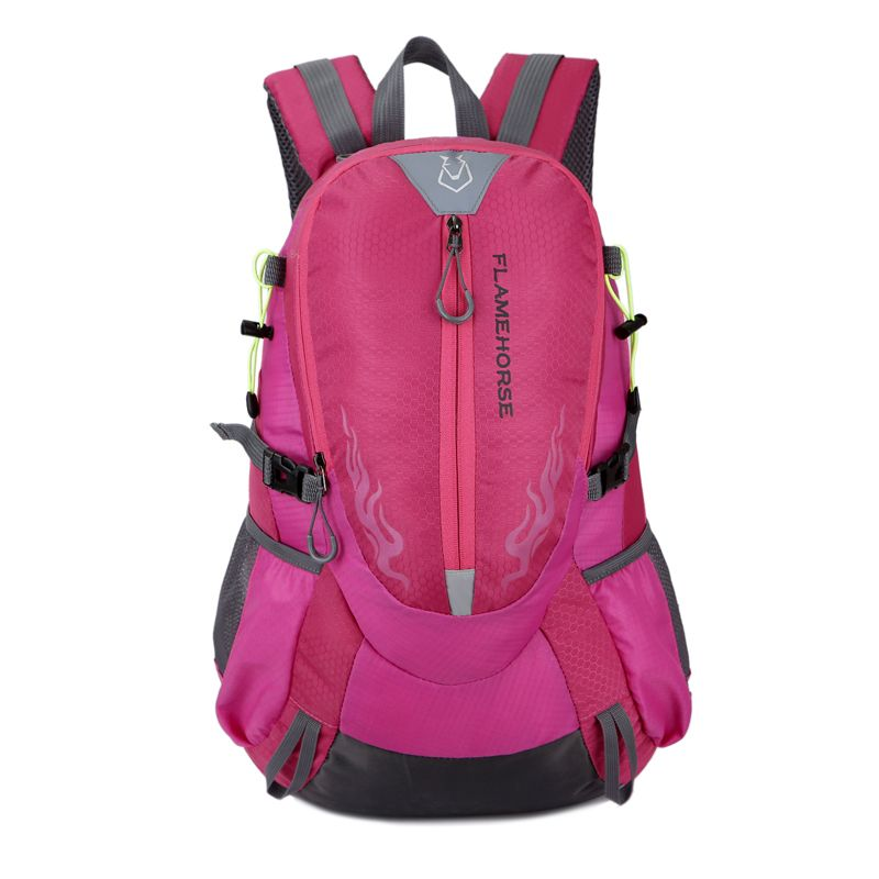 FLAMEHORSE Waterproof Backpack  Lovers Outdoor Mountaineer Bag 40L