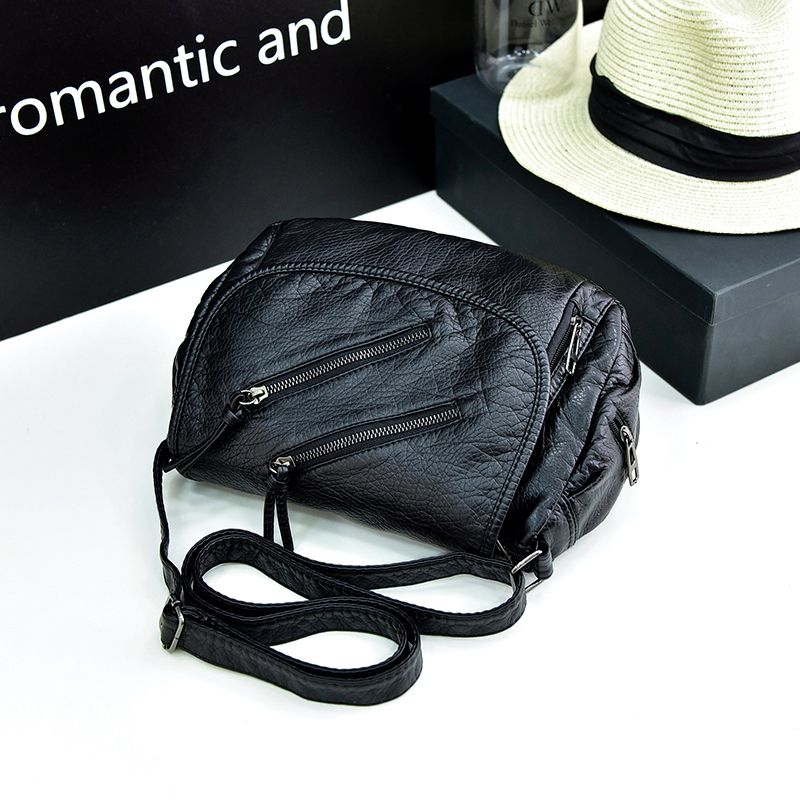 2017 Winter New Women's Shoulder Bag Fashion Casual Messenger Package