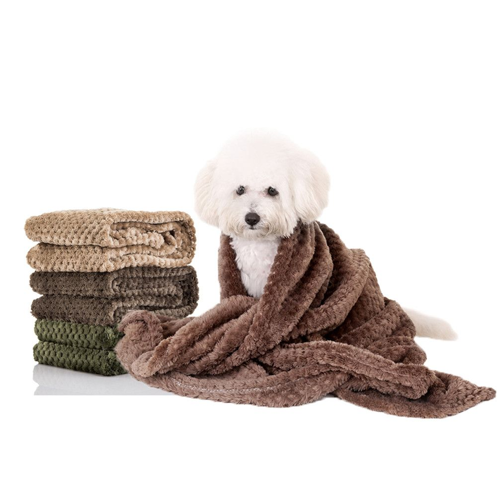 Soft Warm Durable for Winter Pet Blanket