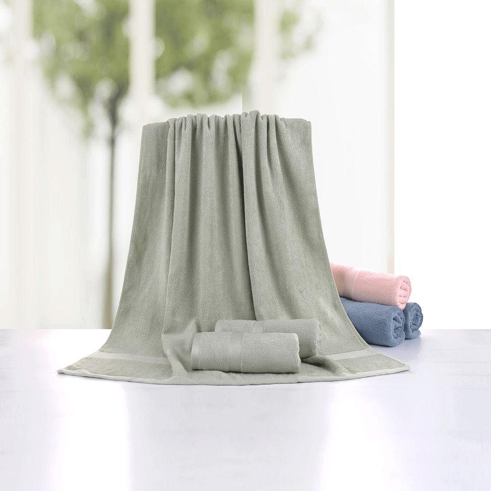 Thick Bamboo Fiber Towel