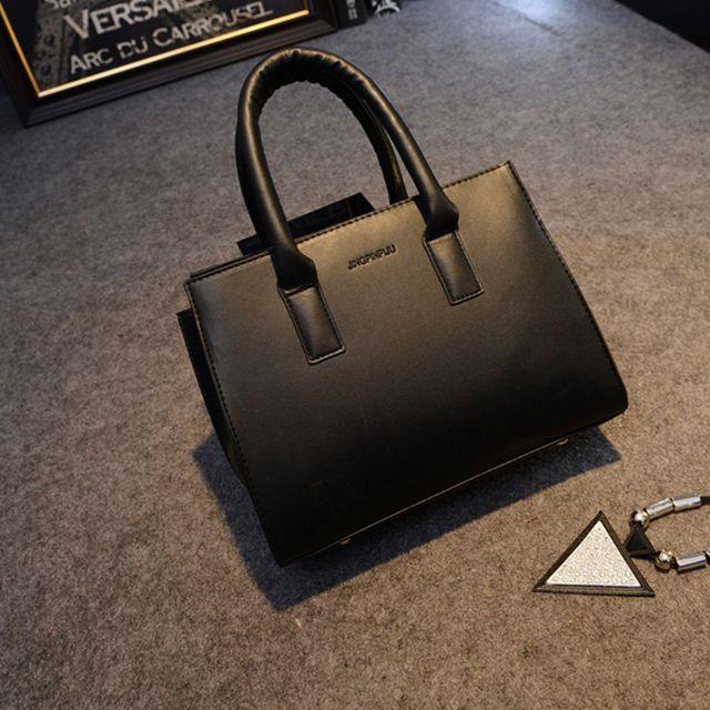Women's Handbag Solid Color Roomy Women's Bag