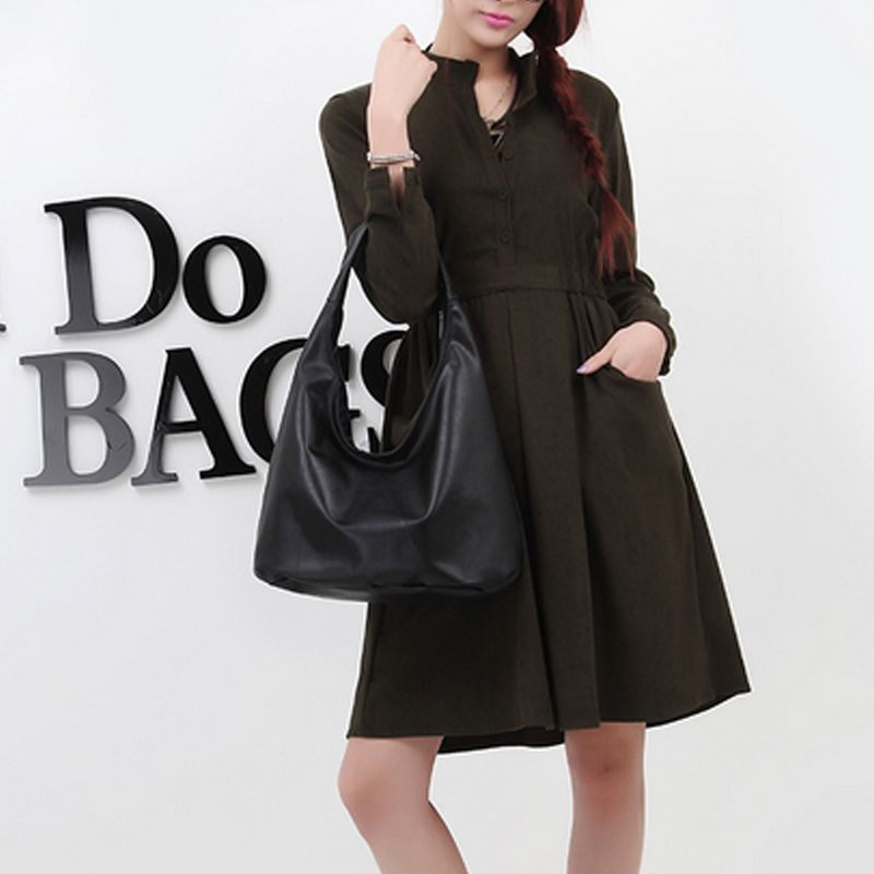 New Style Single Shoulder Fashionable Tassel Small Bag