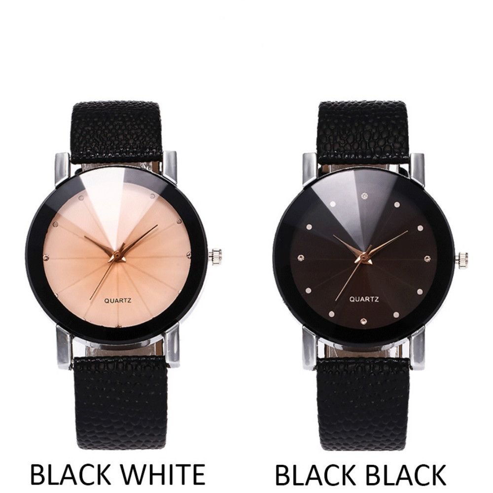 Retro Casual Quartz Unisex Wristwatch