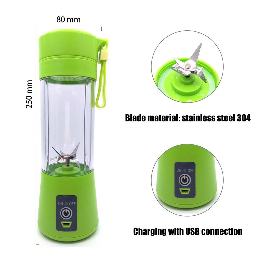 Atongm Portable Mini Juicer Juice Machine Household Students