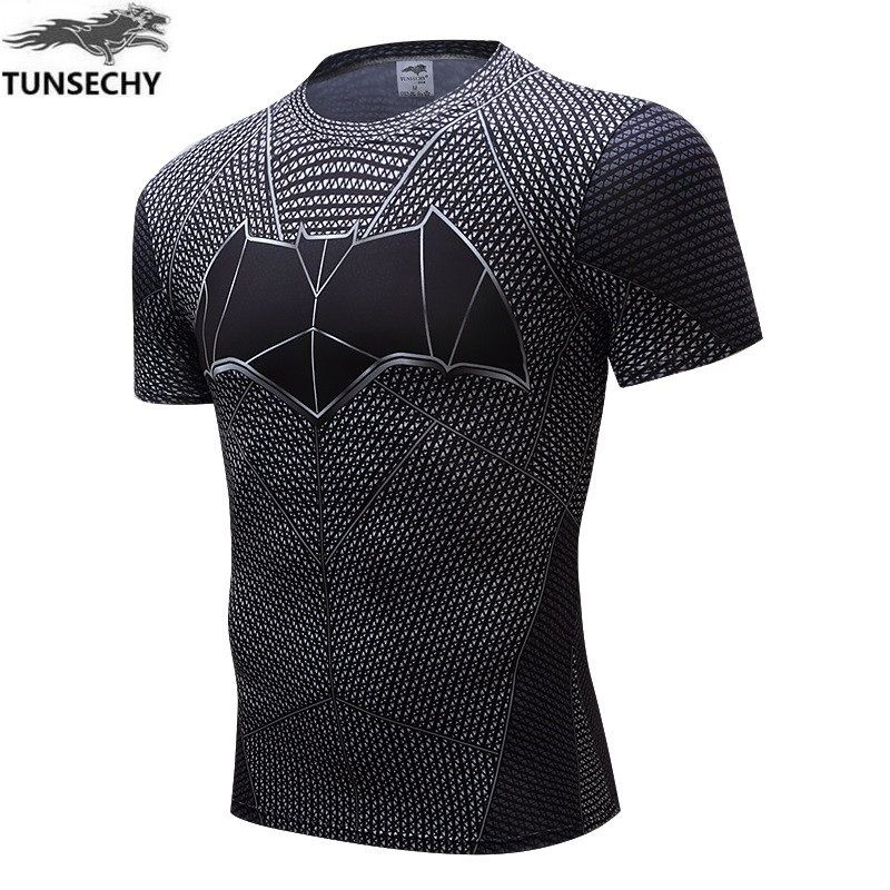 Trend Of Men's Clothing Fast Dry  T-shirt