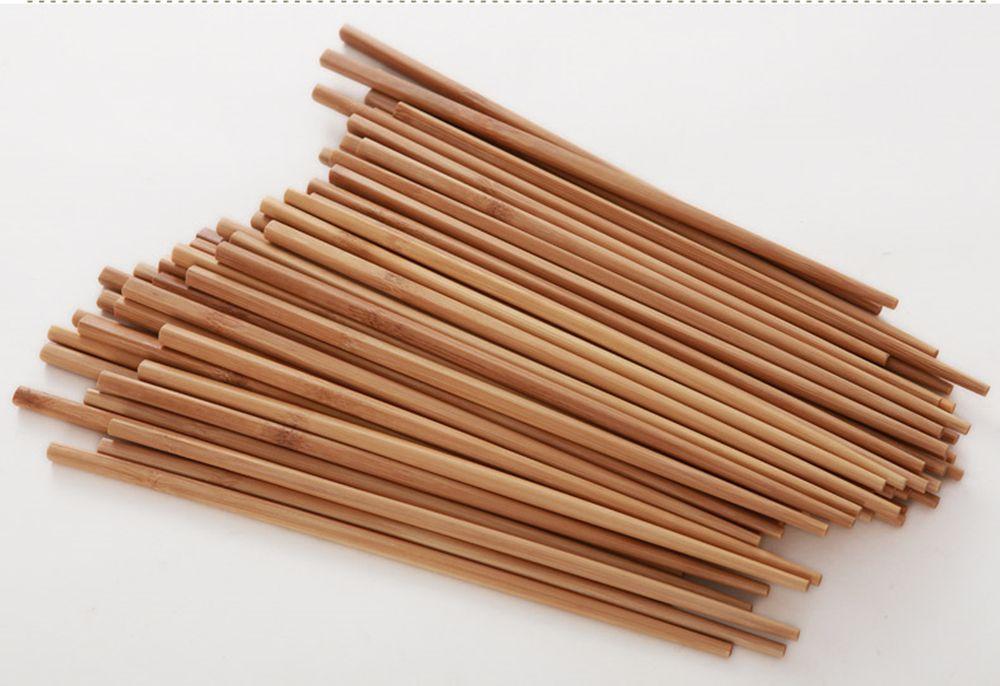 Suncha 25 Pairs of Bamboo Technology Chopsticks