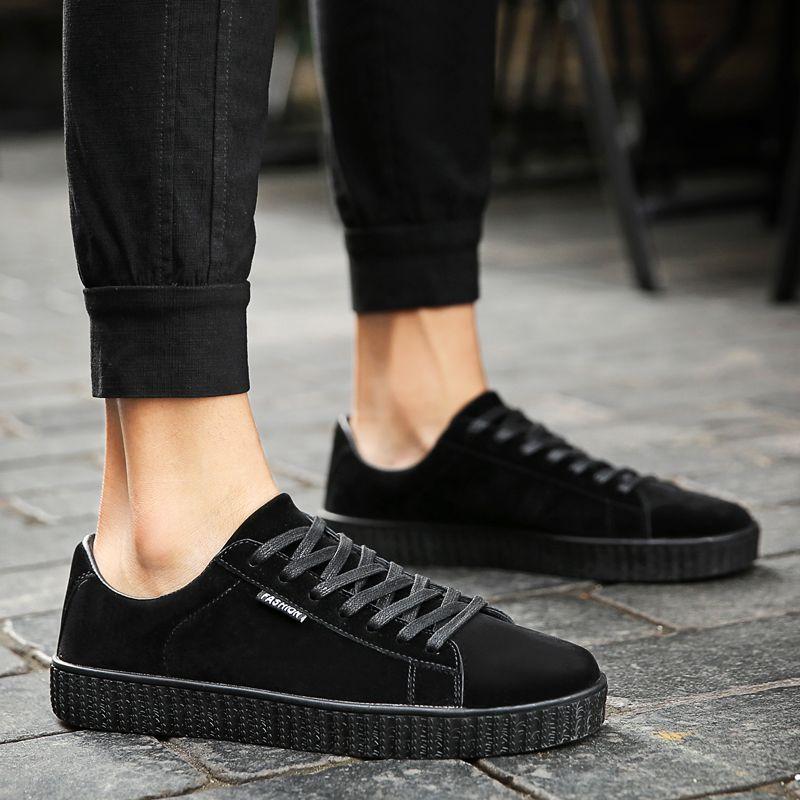 Korean Leisure Retro Flat Shoes