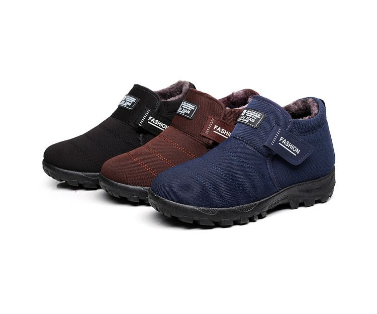 Men's Wear Warm and Leisure Cotton Shoes