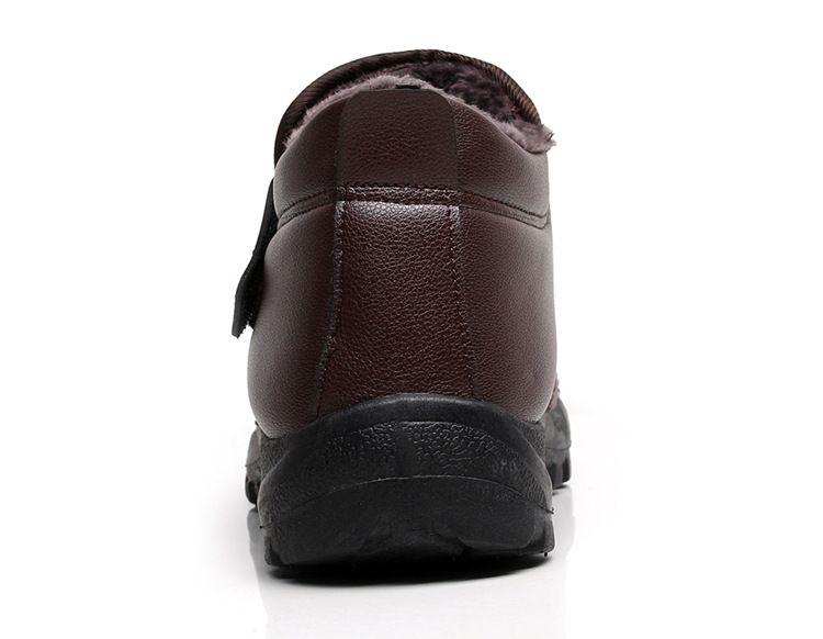Men's Wear Warm and Leisure Cotton Shoes