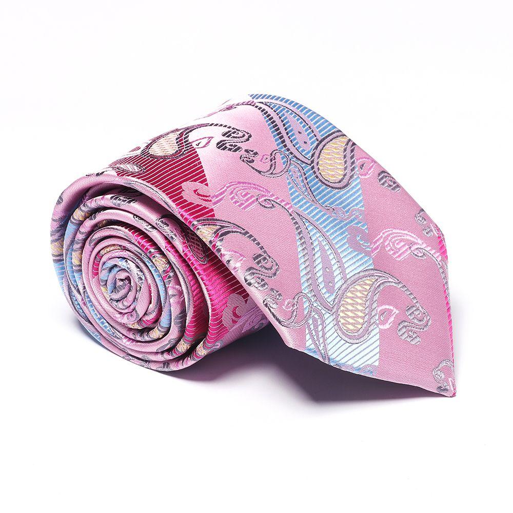 New Fashion Men's Business Necktie Cashews Pattern Tie